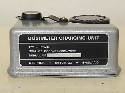 Stephen Dosimeter Charging Unit, For Quartz Fibre Dosimeters, Type P1548 [W5C]