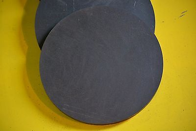"""1/2"""" .500 HRO Steel Sheet Plate Disc Shaped 4""""  A36, Round"""