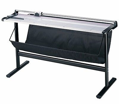 Brand New 51¨ Large Format Rotary Paper Cutter / Trimmer + Stand / kw-trio 3022