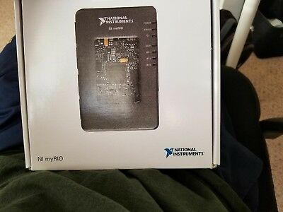 NI National Instruments MyRio 1900 Sealed w/ Wifi and MSP connector