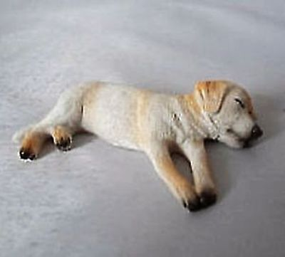 Ben the Sleeping Labrador 12th Scale for Dolls House