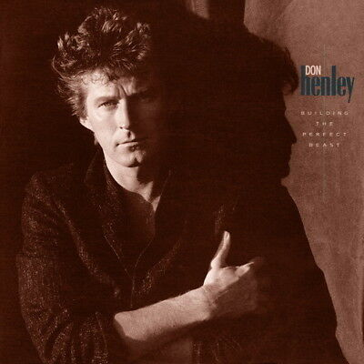 "12"" Don Henley Building The Perfect Beast (The Boys Of Summer) 1984 GEFFEN"