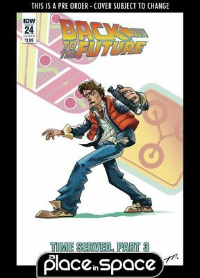(Wk43) Back To The Future (Idw Publishing) #24A - Preorder
