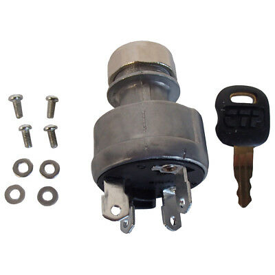Replacement Ignition Switch Start w/ 2 keys compatible with Caterpillar, CAT