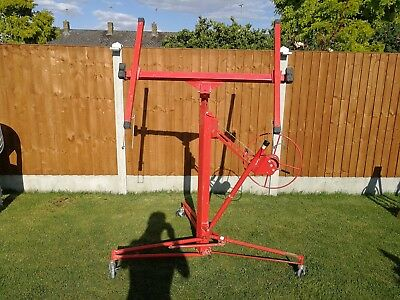 plastabord hoist, lift for buy it now or hire.