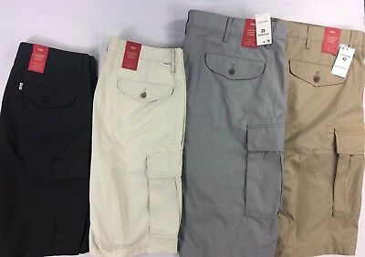 2806b7af47 MEN'S LEVI'S CARRIER Cargo Shorts - $29.99 | PicClick