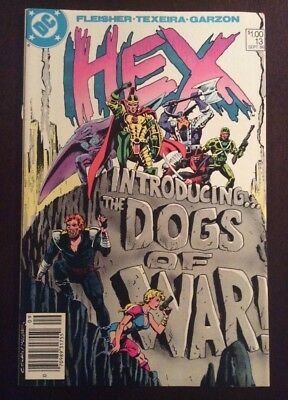 Hex #13 High Grade Issue $1.00 Canadian Price Variant / Edition