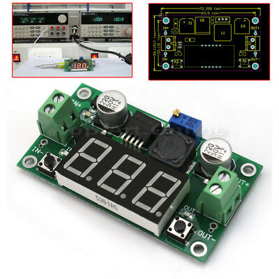 LM2596 LED Voltage Regulator DC Buck Adjustable Step Down Converter Module New
