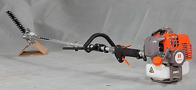 Brand new KASEI 43cc Gas long pole hedge trimmer 7 feet EPA Approved