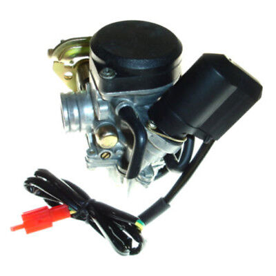 GY6 Carburetor 50cc Scooter Moped PD18J Carb For QMB139 Replace Cycle Engine