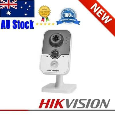AU Hikvision DS-2CD2442FWD-IW 4MP WIFI POE IR Wireless Baby Pet Camera Monitor