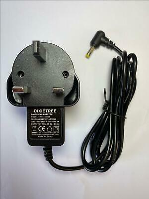 UK Replacement for AC/DC Adapter model FW7578/EU/6 6V 1000mA