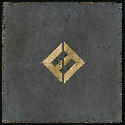 Foo Fighters 'concrete & Gold' Cd (2017)