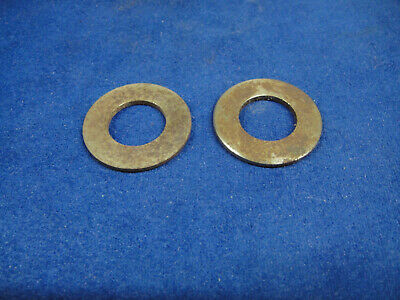 2 x Replacement Circular Saw Blade Bush / Spacer, 30mm x 16mm x 2mm 30 to 16