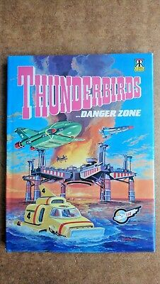 Thunderbirds...In Action. Danger Zone Books Comic Albums. 1992