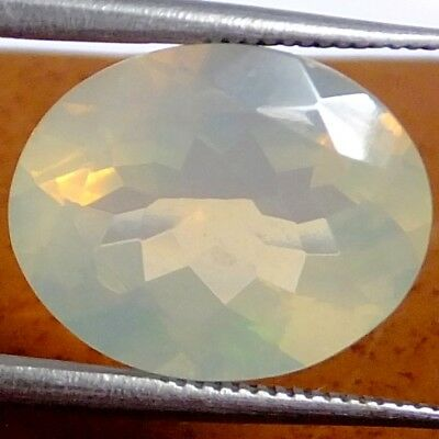 NATURAL FULL FIRE EXCEPTIONAL OPAL LOOSE GEMSTONE (14.8 x 11.8 mm) LARGE OVAL
