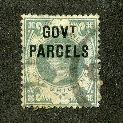 GREAT BRITAIN--Individual stamp Government Parcel Scott #36