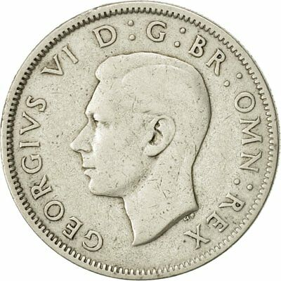 [#420970] Great Britain, George VI, Florin, Two Shillings, 1943, AU(50-53)