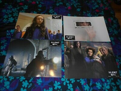 Silent Hill - Original Set Of 12 French Lobby Cards - 2006