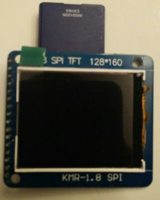 1.8 inch 128 x 160 Pixels For Arduino TFT LCD Display Module Breakout SPI ST7735