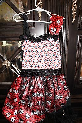 Monster High Ghoulia Yelps Dot Dead Gorgeous Dress Up Pretend Play Costume