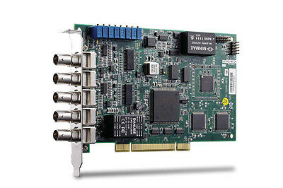Data Acquisition Card Adlink PCI-9812A 4-CH 12-Bit 20 MS/s Analog BNC