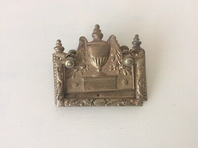 Antique Brass Door Knocker