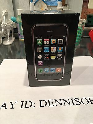 Brand New Sealed Apple Iphone 2G 8GB Factory Unlocked First Generation
