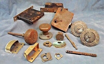 Vintage Door and Cabinet Hardware and Knobs