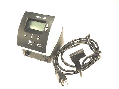 Weller WD WD1M Digital Soldering Station Control Unit 85W w/ Power Cord - TESTED