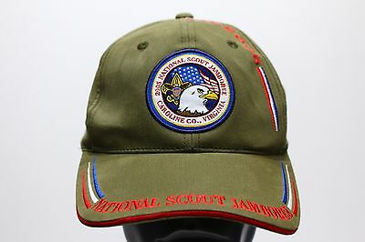 2005 National Scout Jamboree - Caroline Co, Virgina - Adult Size Ball Cap Hat!