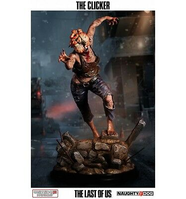 Gaming Heads Statue The Last of Us Clicker 1/4