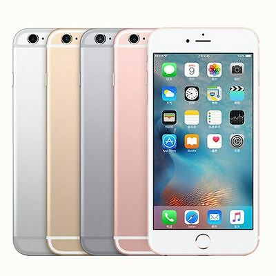 Apple iPhone 6S Unlocked 16GB 64GB 128GB Space Grey Rose Gold Silver Warranty AU