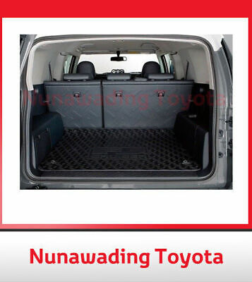 New Genuine Toyota Fj Cruiser Rubber Cargo Mat From March 2011 On - Pzq2060350