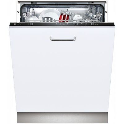 Neff S51L43X0GB Fully Integrated 12 Place Full-Size Quiet Dishwasher Pre-Rinse
