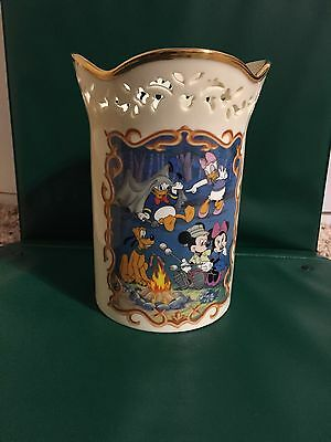 Lenox DISNEY Animated Classics Votive (Candle Holder) - Mickey and Friends