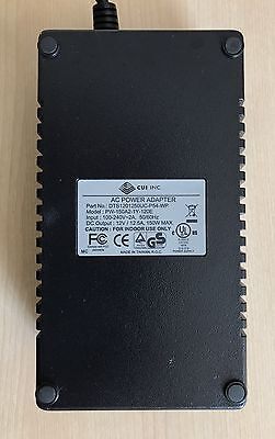 CUI AC/DC Desktop Power Supply -  PW-150A2-1Y-120E
