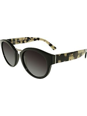 Burberry Women's Gradient BE4227-36098G-50 Black Round Sunglasses