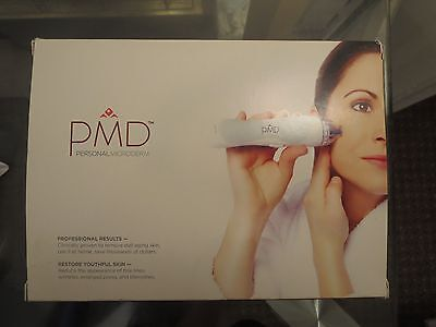 Genuine PMD Personal Microderm Home Microdermabrasion Device (fully boxed)