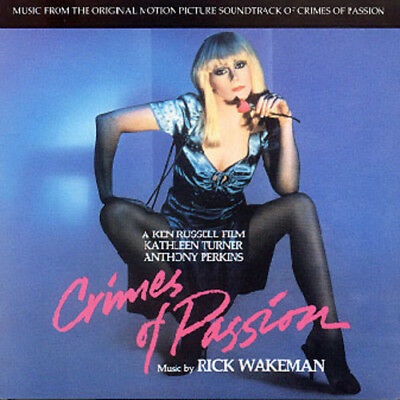 Rick Wakeman - Crimes Of Passion [New CD]