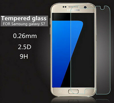 2X Scratch Resist Tempered Glass for Samsung Galaxy S7