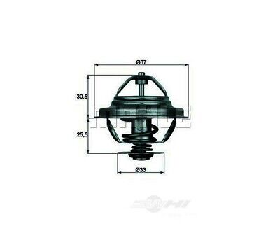 AWP Behr Thermostat TX 14 87D Engine Coolant Thermostat-Eng Code Auto Parts and Vehicles Auto Parts & Accessories