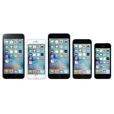 Apple iPhone All Models 8/16/32/64/128GB (AT&T/ T-Mobile / Sprint Locked)