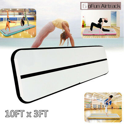 Air Track Floor Home Gymnastics Tumbling Mat Inflatable Air Tumbling Track GYM