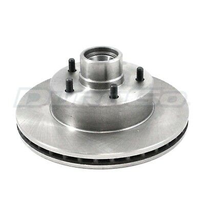 Disc Brake Rotor and Hub Assembly Front IAP Dura BR5456