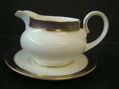 Royal Doulton Rochelle  Gravy Boat And Stand