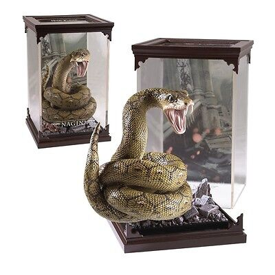 Harry Potter Nagini Magical Creatures No 9 From The Noble Collection *brand New*