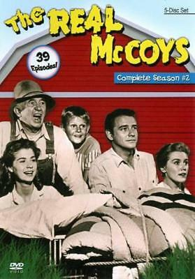 The Real Mccoys - The Complete Season 2 New Dvd