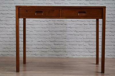 Vintage Mid Century Desk Sideboard Table By Gordon Russel (18 AVAILABLE)