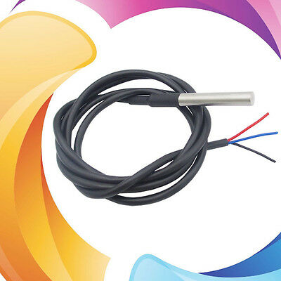 Temperature Temp Sensor Thermal Probe Thermometer Waterproof For Arduino DS18B20